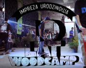 10 lat Woodcamp