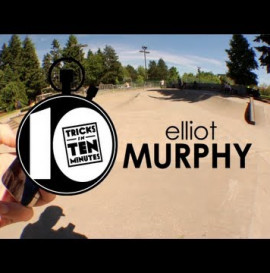 10 Tricks in 10 Minutes | Elliot Murphy