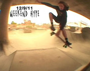 12/9/11 - WEEKEND HYPE - RAW