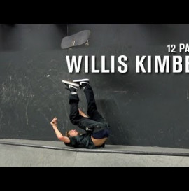 12 Pack: Willis Kimbel - TransWorld SKATEboarding