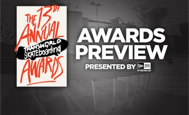 13th Annual TWS Awards Video Preview