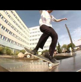 168H Berlin Starring the German Converse Cons Skate Team