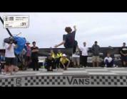 1st Place Run, Tom Schaar 90.26   Sydney, 2017 Pro Tour   Vans Park Series