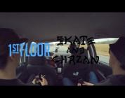 1stFLOOR x Chrzan skejtbording - Pajda Trip