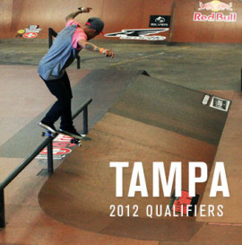 2012 Tampa Pro Qualifiers