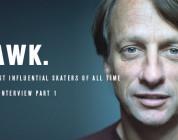 30th Anniversary Interviews: Tony Hawk Part 1