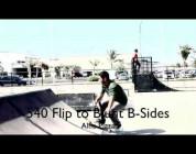 540 Flip to Blunt