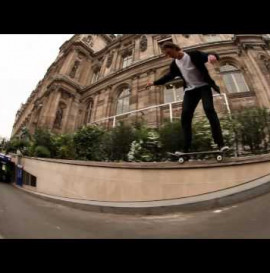 5Boro In Paris - TransWorld SKATEboarding