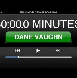 60 Minutes In The Park Dane Vaughn