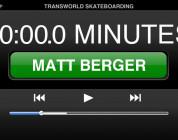 60 MINUTES IN THE PARK: MATT BERGER