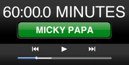 60 Minutes In The Park: Micky Papa