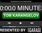 60 Minutes In The Park presented by Jack's Garage: Tom Karangelov