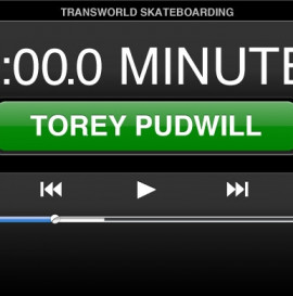 60 Minutes In The Park: Torey Pudwil