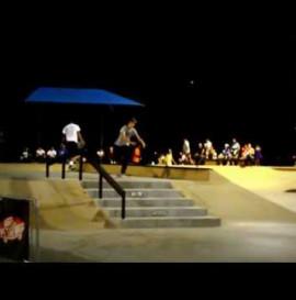 "Aaron ""JAWS"" Homoki 2012 Demo"