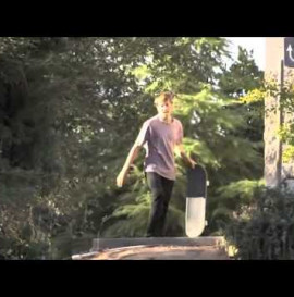 Aaron JAWS Homoki - New Biggest Gap Ollie Ever?