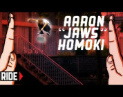 "Aaron ""Jaws"" Homoki - High-Fived"