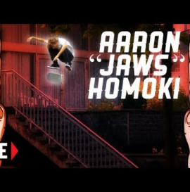 "Aaron ""Jaws"" Homoki - High-Fived"