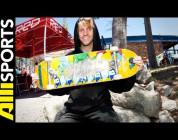 "Aaron ""Jaws"" Homoki Skateboard Setup Alli Sports"