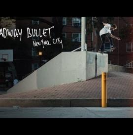 adidas Skateboarding /// Broadway Bullet