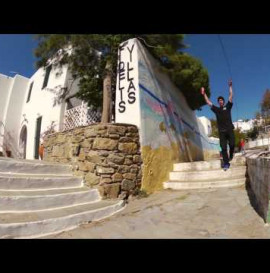adidas Skateboarding Greece Feature