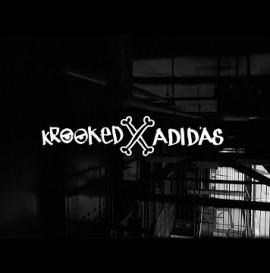 adidas Skateboarding Krooked X adidas