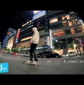 adidas Skateboarding   Silas In Japan
