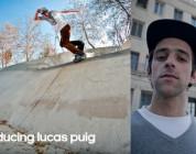 adidas Skateboarding Welcomes Lucas Puig