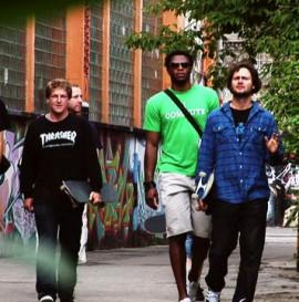 adidas Team Session at Skatehalle-Berlin