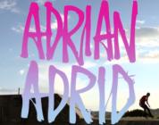 Adrian Adrid in Heroin Skateboards' Bath Salts Read