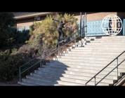 Adrien Bulard, Backtails El Toro | New Life Part | TransWorld SKATEboarding