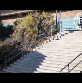 Adrien Bulard, Backtails El Toro | New Life Part | TransWorld SKATEboarding