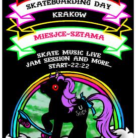 After Party Skateboarding Day Kraków - Sztama !!!