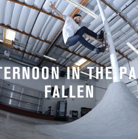 Afternoon In The Park: Fallen