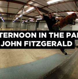 Afternoon In The Park: John Fitzgerald
