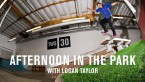 Afternoon In The Park: Logan Taylor