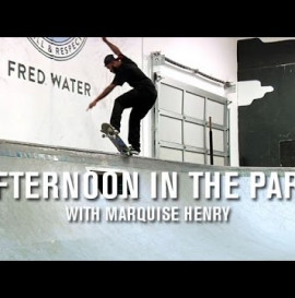 Afternoon In The Park: Marquise Henry