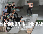 AFTERNOON IN THE PARK: SHAKE JUNT
