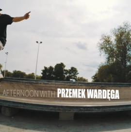 Afternoon with Przemek Wardęga || Welcome to Kamuflage Team