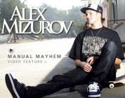 Alex Mizurov clip