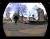 Almir Jusovic - Unreleased Footage - World's Weirdest Skater