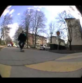 Almir Jusovic - Unreleased Footage - World's Weirdest Skater