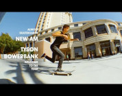 Almost Skateboards | Tyson Bowerbank - Welcome to the Team