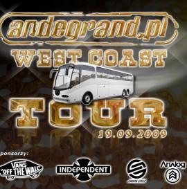 Andergrand West Coast Tour