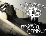 "Andrew Cannon -""It's Your World"""