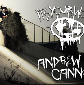 """Andrew Cannon -""""It's Your World"""""""