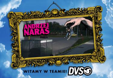 Andrzej Naras w DVS !!!