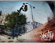 Andrzej Naras w Youth Skateboards