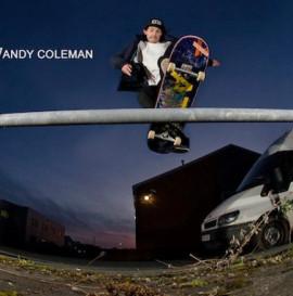 Andy Coleman for Venture Trucks UK
