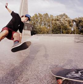"Apo Skate ""5 Tricks"" - Maciek Trojanowski"