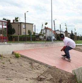 Arnošt Ceral - plazas for Swisshop.cz